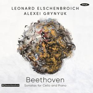 Leonard Elschenbroich & Alexei Grynyuk - Beethoven: Sonatas for Cello and Piano (2019) [Official Digital Download]