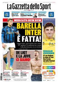 La Gazzetta dello Sport – 12 luglio 2019
