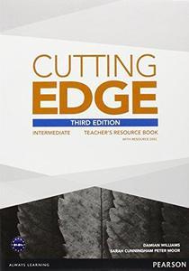 Cutting Edge: Intermediate Teacher's Book and Teacher's Resource Disk Pack