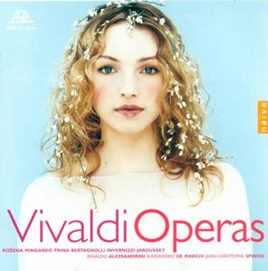 Jean-Christophe Spinosi, Alessandro De Marchi, Rinaldo Alessandrini - Vivaldi Operas Vol 1 (2004)