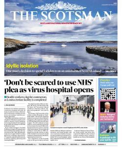 The Scotsman - 20 April 2020