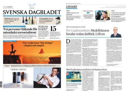 Svenska Dagbladet – 04 maj 2018