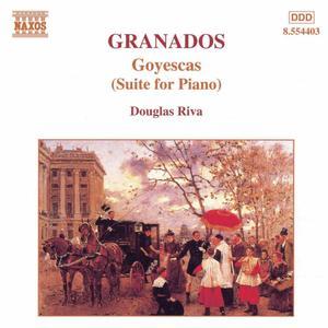 Douglas Riva - Enrique Granados: Goyescas (Suite for Piano) (1999)