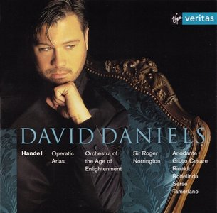 Handel - Operatic Arias (David Daniels) [1998]