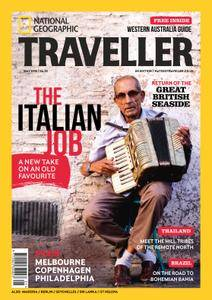 National Geographic Traveller UK - May 2018