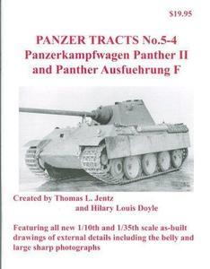 Panzerkampwagen Panther II and Panther Ausf.F (Repost)