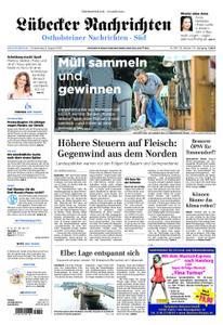 Lübecker Nachrichten Ostholstein Süd - 08. August 2019