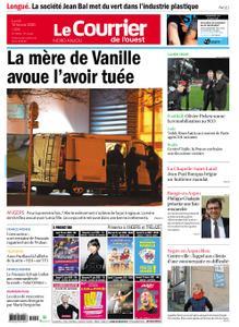 Le Courrier de l'Ouest Nord Anjou – 10 février 2020