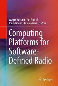 Computing Platforms for Software-Defined Radio