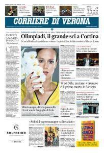 Corriere di Verona - 2 Agosto 2018