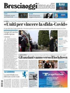 Brescia Oggi - 2 Novembre 2020