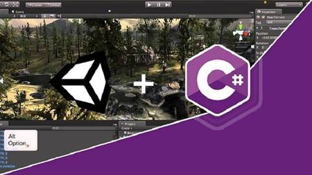 Unity 3d: Complete C# scripting and making 2D game in Unity