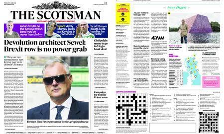 The Scotsman – June 19, 2018