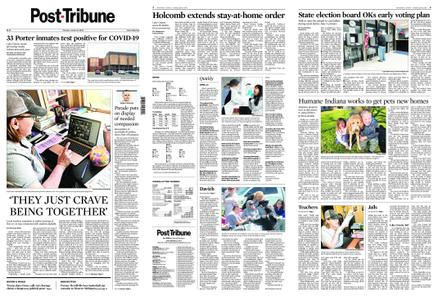 Post-Tribune – April 21, 2020