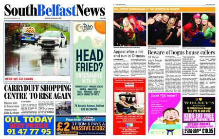 South Belfast News – November 08, 2018
