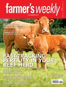 Farmer's Weekly - 13 December 2019