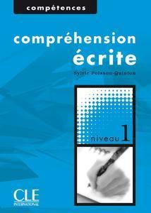 """Sylvie Poisson-Quinton, """"Compréhension écrite niveau 1"""""""