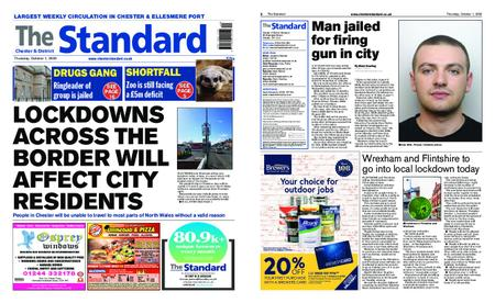 The Standard Chester & District – October 01, 2020