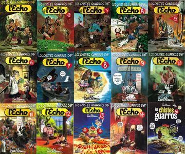 Los Chistes Guarros de L'Echo #1-16