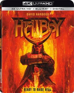 Hellboy (2019) [4K, Ultra HD]