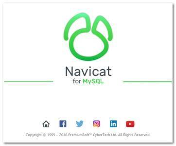 Navicat for MySQL  12.1.21