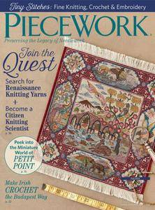PieceWork - July/August 2018