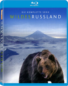 Wildes Russland / Wild Russia. Episode 1 - Caucasus / Дикая природа России. Серия 1 - Кавказские горы (2008) [ReUp]