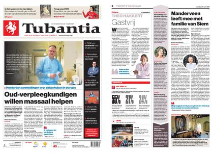 Tubantia - Hengelo – 30 maart 2020