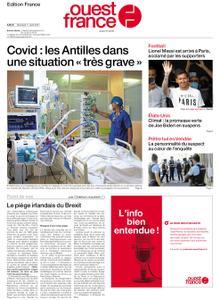 Ouest-France Édition France – 11 août 2021
