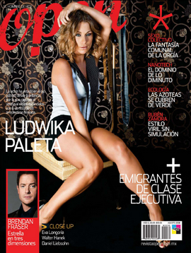 Open Magazine Mexico - August 2008
