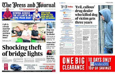 The Press and Journal Moray – April 14, 2018