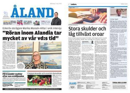 Ålandstidningen – 07 maj 2018