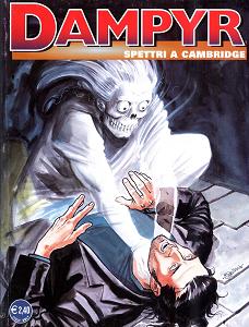 Dampyr - Volume 55 - Spettri A Cambridge