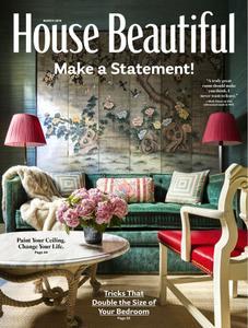 House Beautiful USA - March 2019