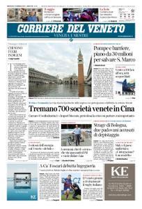 Corriere del Veneto Venezia e Mestre – 12 febbraio 2020