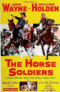 The Horse Soldiers (1959) [REMASTERED]