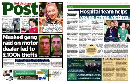 Nottingham Post – April 12, 2019