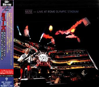 Muse - Live At Rome Olympic Stadium (2013) [Japanese Edition]