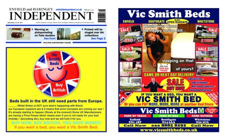Enfield Independent – July 10, 2019