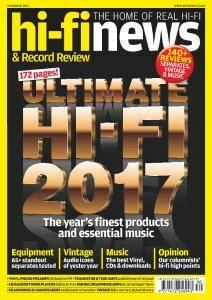 Hi-Fi News - Yearbook 2017