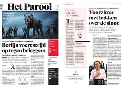 Het Parool – 17 juli 2019
