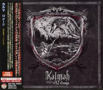 Kalmah - 12 Gauge (2010) [Japanese Edition]