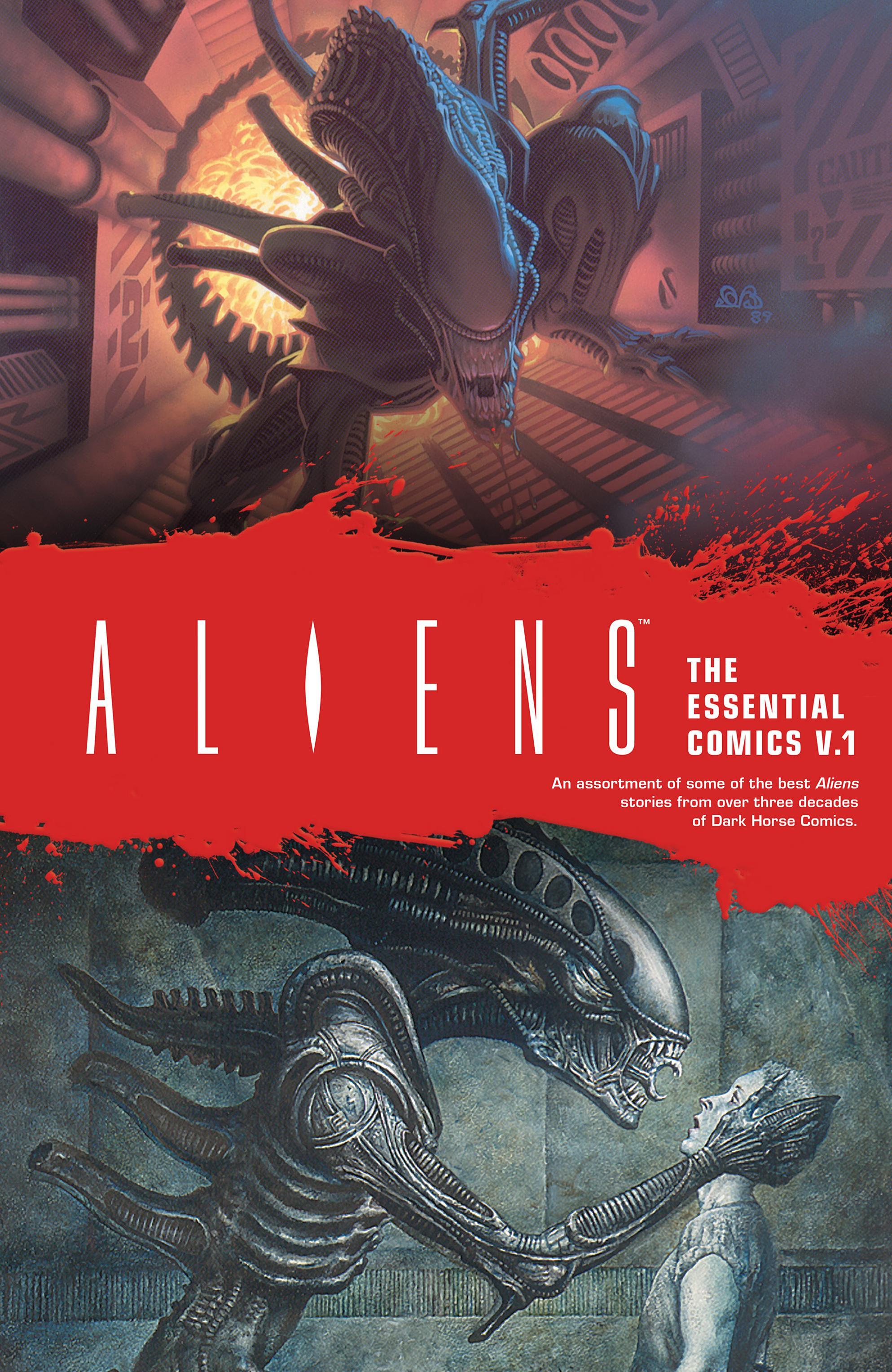 Aliens - The Essential Comics v01 (2018) (digital) (The Magicians-Empire