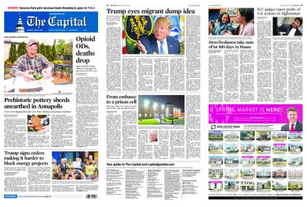 The Capital – April 13, 2019