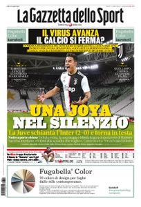 La Gazzetta dello Sport Bergamo – 09 marzo 2020