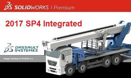 DS SolidWorks 2017 SP4 Premium Multilingual (x64) HotFix 1039919