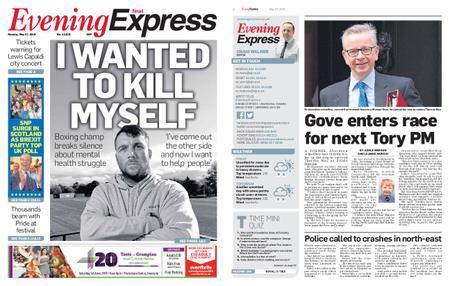 Evening Express – May 27, 2019