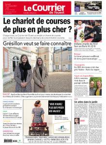 Le Courrier de l'Ouest Nord Anjou – 16 octobre 2021