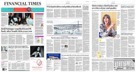 Financial Times UK – September 05, 2017