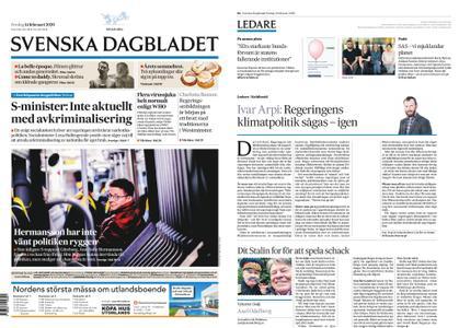 Svenska Dagbladet – 14 februari 2020